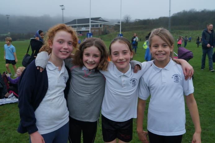 Cross Country Yr5 Girls 2014
